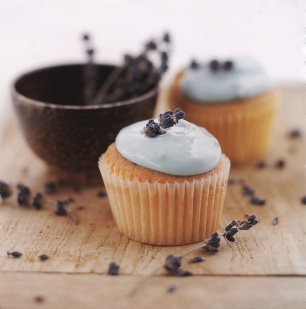 Lavender & Honey Cupcakes « GoodCupcakes.com