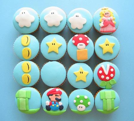 Super Mario Cupcakes Goodcupcakes Com